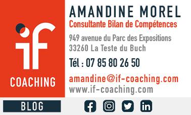 signature Amandine MOREL